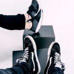 Les sneakers sont aussi les chaussures les plus populaires à la rentrée