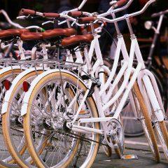 N'oubliez pas de porter un casque pour faire du vélo
