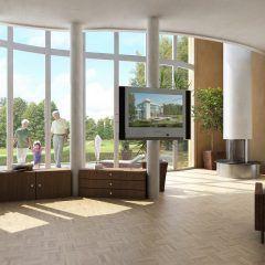 Une simple fenêtre peut largement illuminer votre intérieur